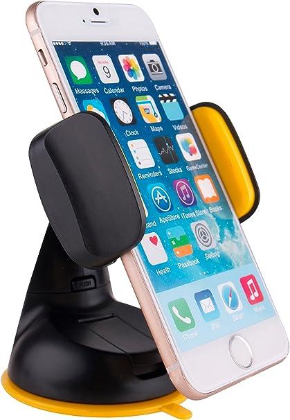 KODAK Soporte 2 en 1 de Coche para iPhone, Android, Galaxy ...