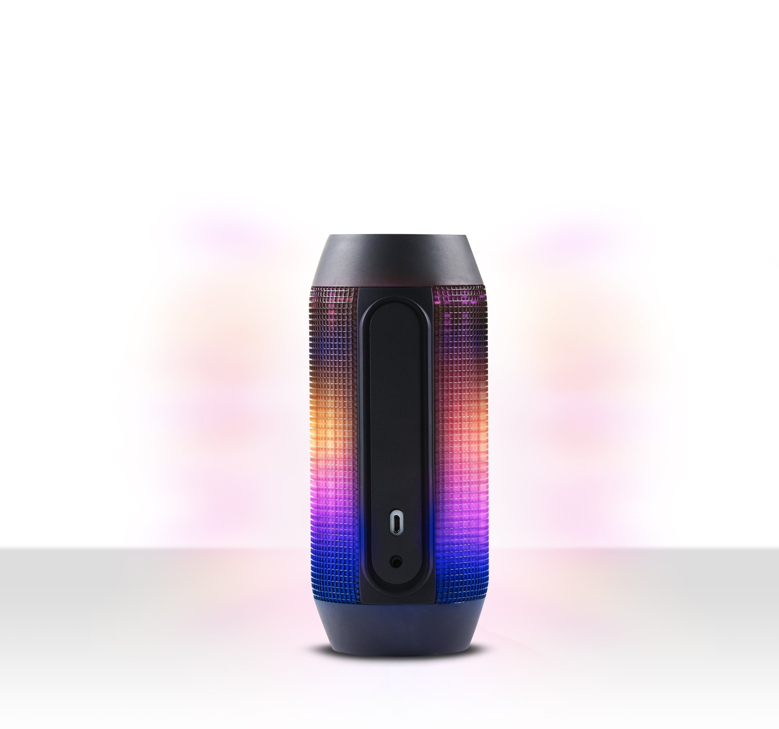 JBL Pulse Wireless Bluetooth Speaker with LED lights and NFC Pairing (Black) by JBL (Image #6)
