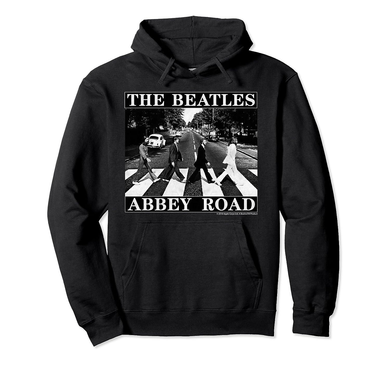 The Beatles Abbey Road Hoodie Ah My Shirt One Gift