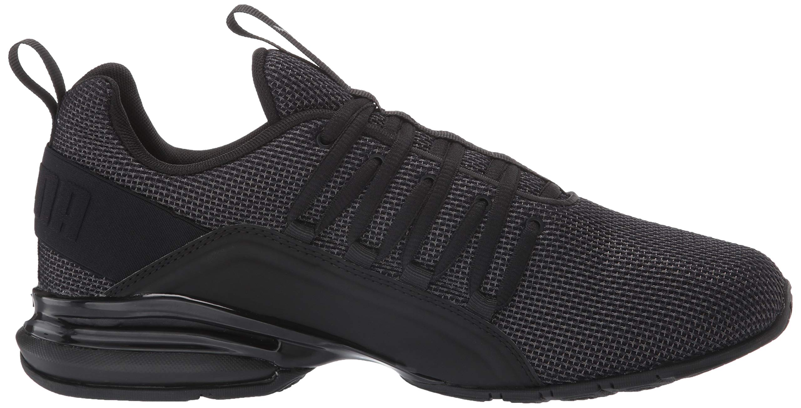 3757be6d97f48 Details about PUMA Men's Axelion Sneaker, Asphalt Black, 7.5 M U - Choose  SZ/color