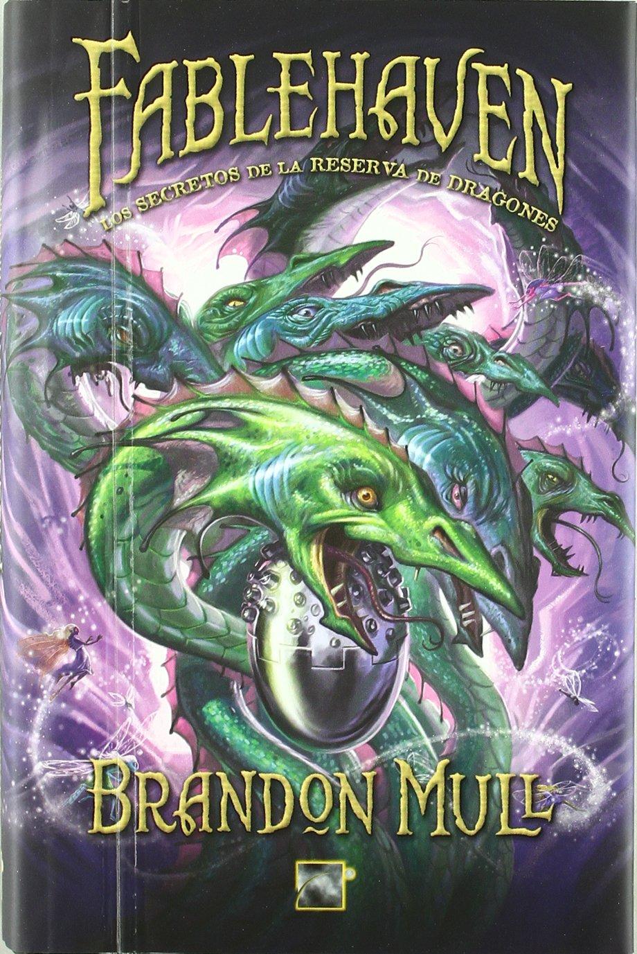 Read Online Fablehaven IV. Los secretos de la reserva de dragones (Spanish Edition) PDF