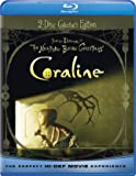 Coraline - 2-Disc Collector's Edition [Blu-ray]
