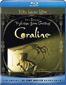 Coraline [Blu-ray]
