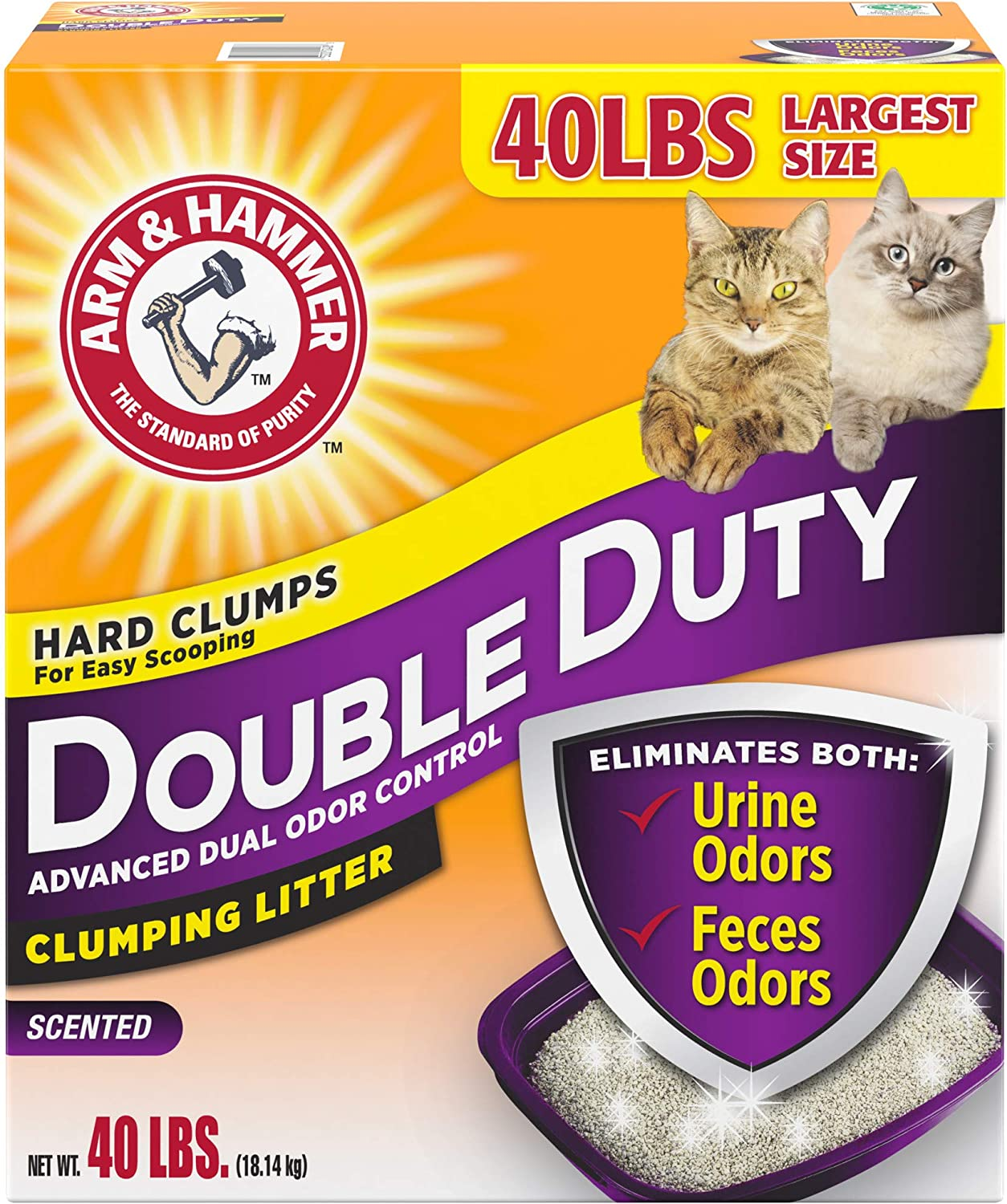 Top 10 Best Cat Litters Reviews in 2020 3