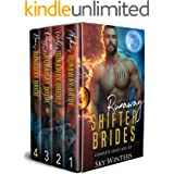 Runaway Shifter Brides: Complete Series Box Set