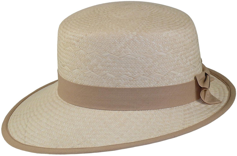 Panamahut f/ür Damen Oval