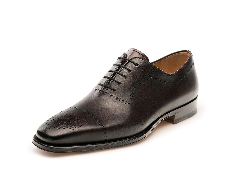 Magnanni Shae Burgundy Men's Lace-up Shoes