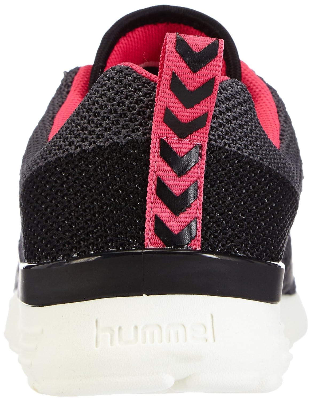 Hummel ZEROKNIT Unisex-Erwachsene Handballschuhe Schwarz (schwarz / / / Knockout Pink 1044) d87f86