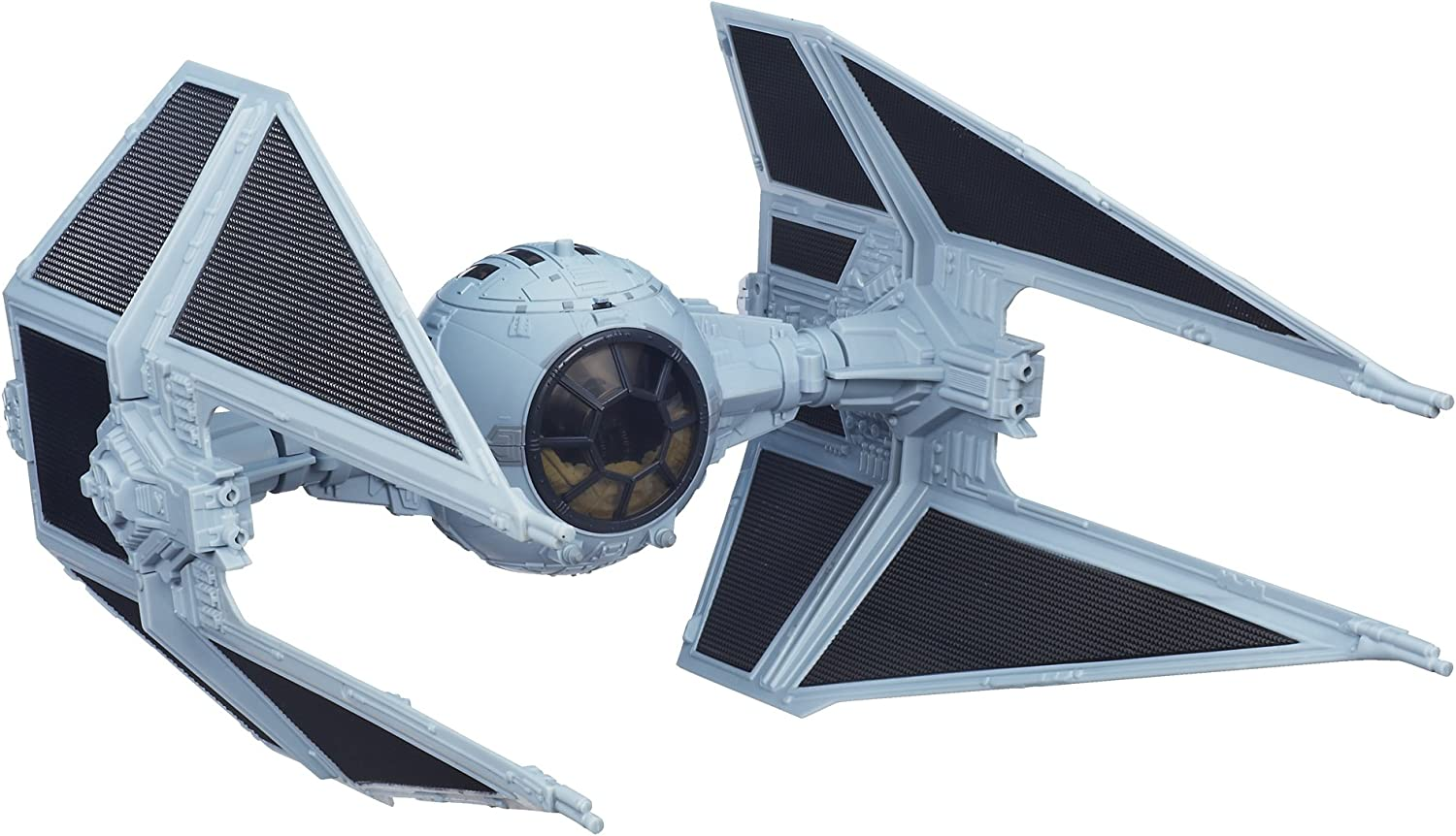 """Boxed Star Wars Vintage Collection 3.75/"""" Imperial TIE Fighter with TIE Pilot"""