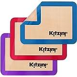 Silicone Baking Mats - Non Stick Sheet Mat - Large BPA Free Professional Grade Liner Sheets - Perfect Bakeware for Making Coo