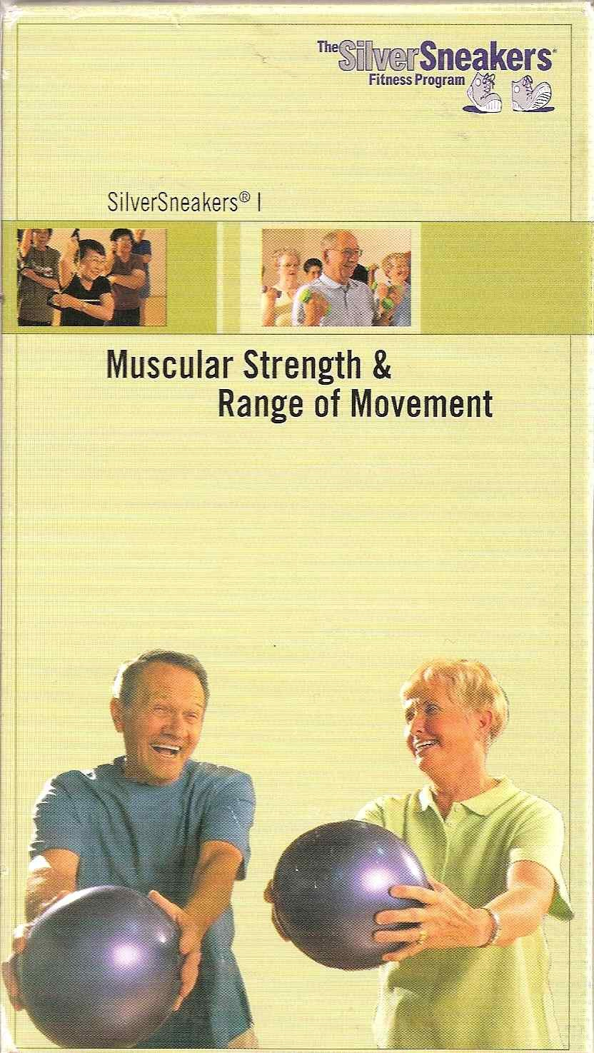 Amazon.com: SilverSneakers: Muscular Strength & Range of Movement ...