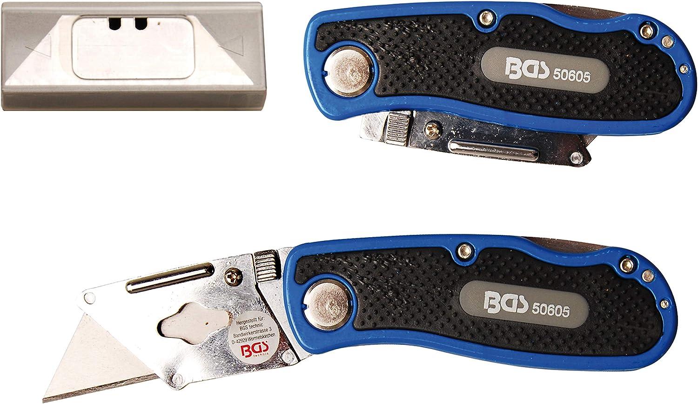 C/úter plegable 150 mm BGS 50605