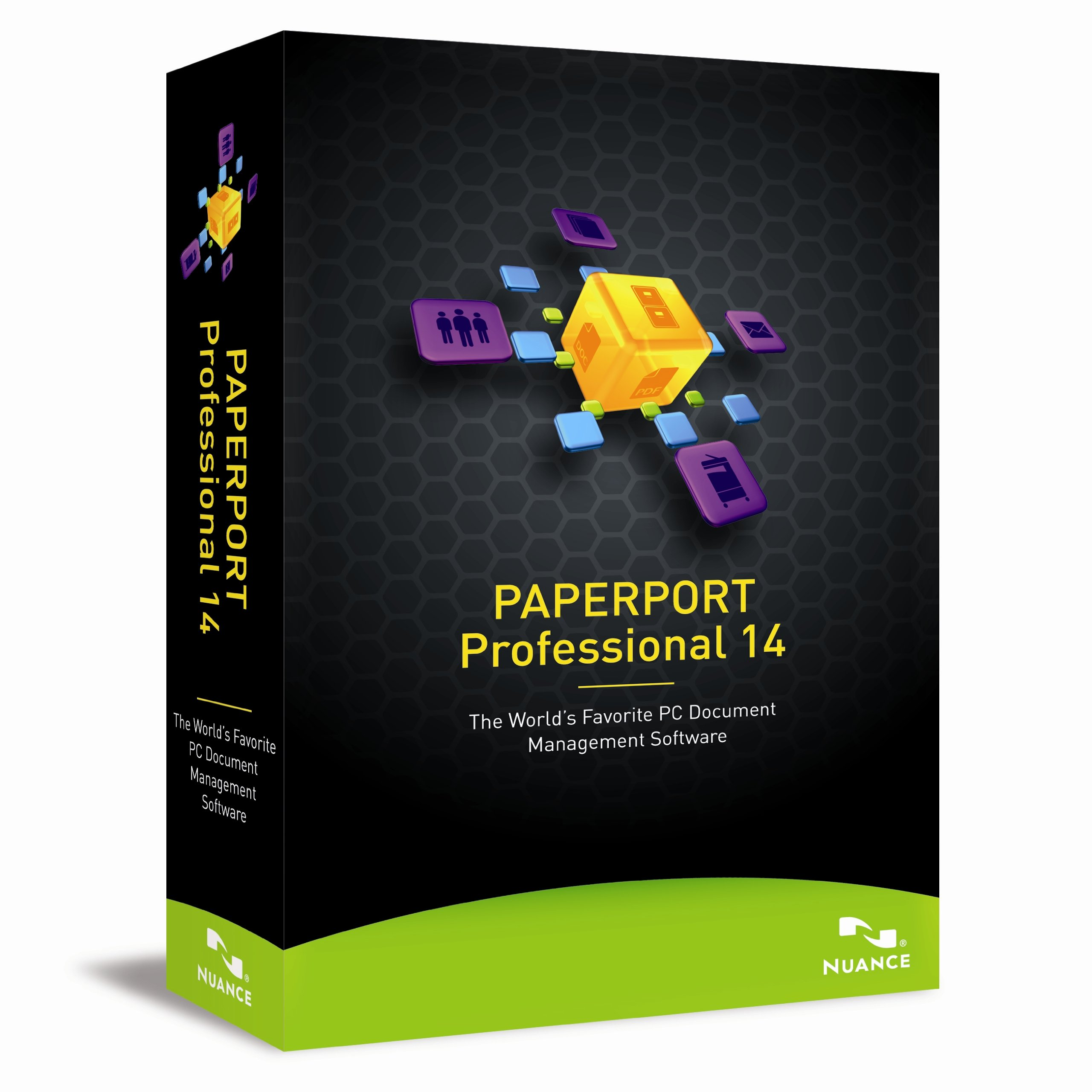 Kofax Paperport Professional 14.0 by Kofax Power PDF