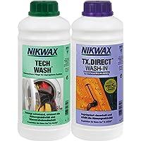 VAUDE Verzorgingsmiddel Nikwax Tech Wash+TX Direct, 2x1l
