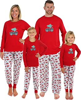 8e2bddd5ca Sleepyheads Holiday Family Matching Tree Delivery Pajama PJ Set