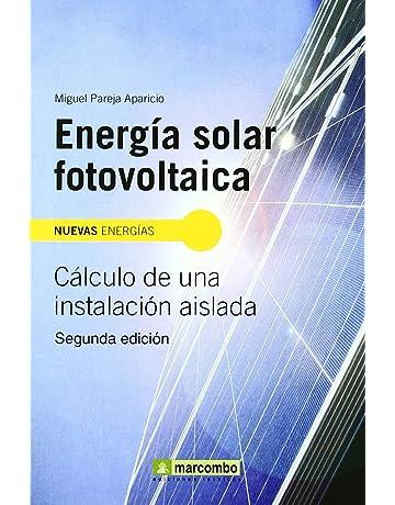 Libros de Energía alternativa y renovable | Amazon es