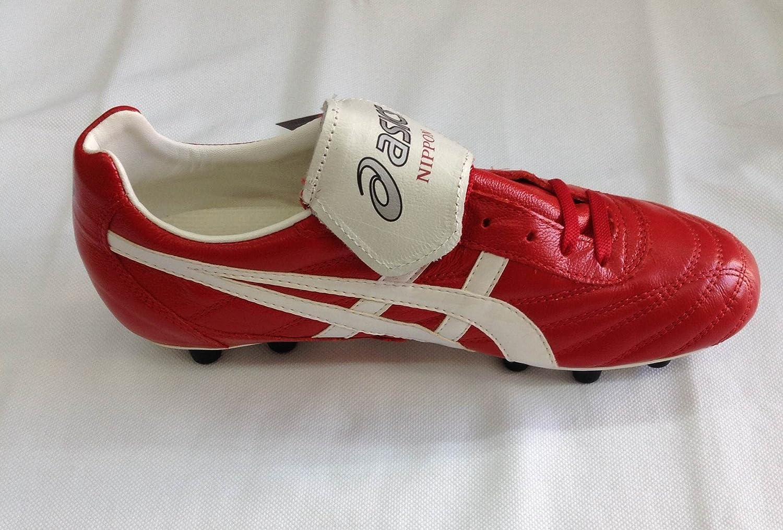 ASICS Nippon NR Football Boots (White