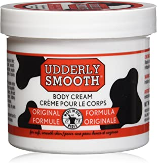 product image for Udderly Smooth Body Cream 12 oz (Pack of 6)