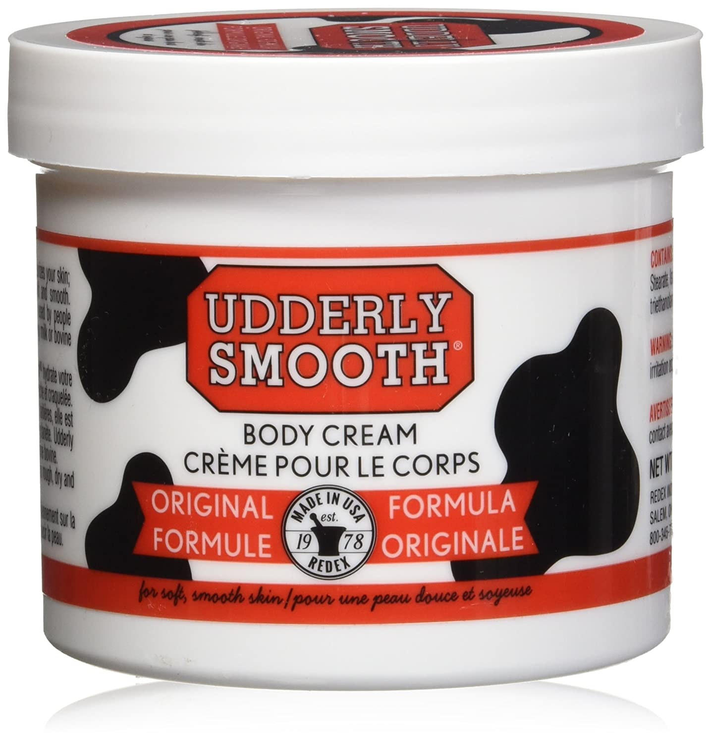Udderly Smooth Body Cream 12 oz