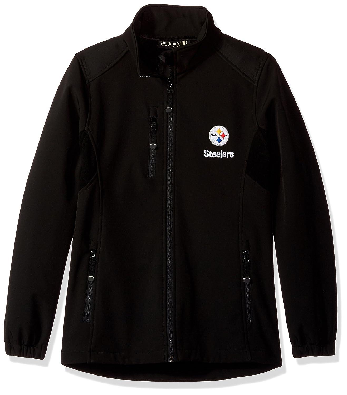 Amazon.com   Dunbrooke Apparel NFL Pittsburgh Steelers Women s Softshell  Jacket c98282206