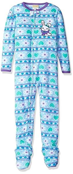Komar Kids Big Girls  Fairisle Blanket Sleeper 73e450e47
