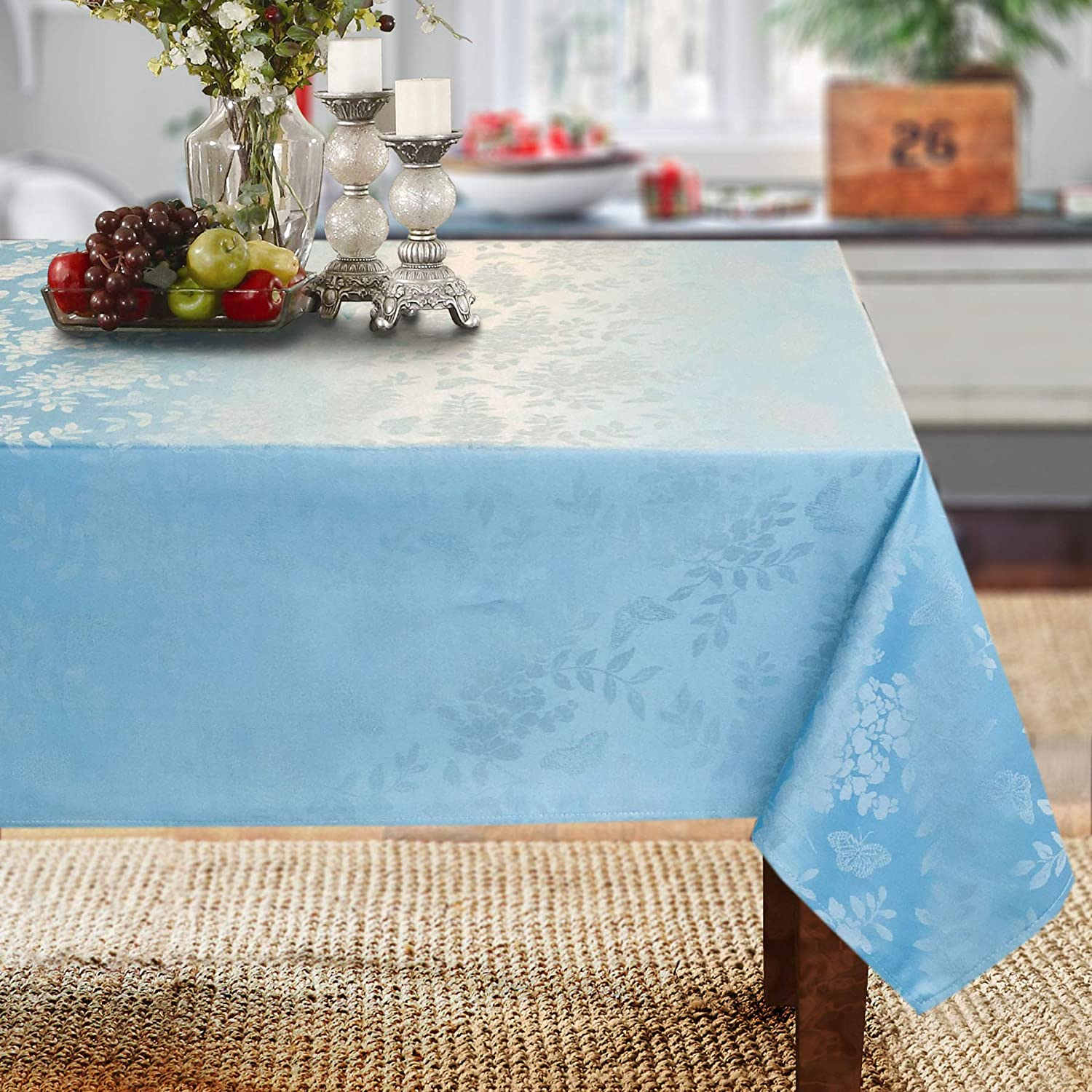 CAIT Baltimore Finally popular brand Mall CHAPMAN HOME COLLECTION Solid with Spring Garden Butt Color