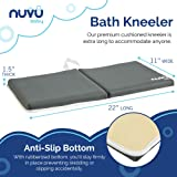 Cushion Bath Kneeler and Padded Elbow Rest