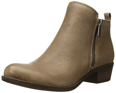 1a8fa9a97849 Lucky Brand Women s Basel Ankle Boot