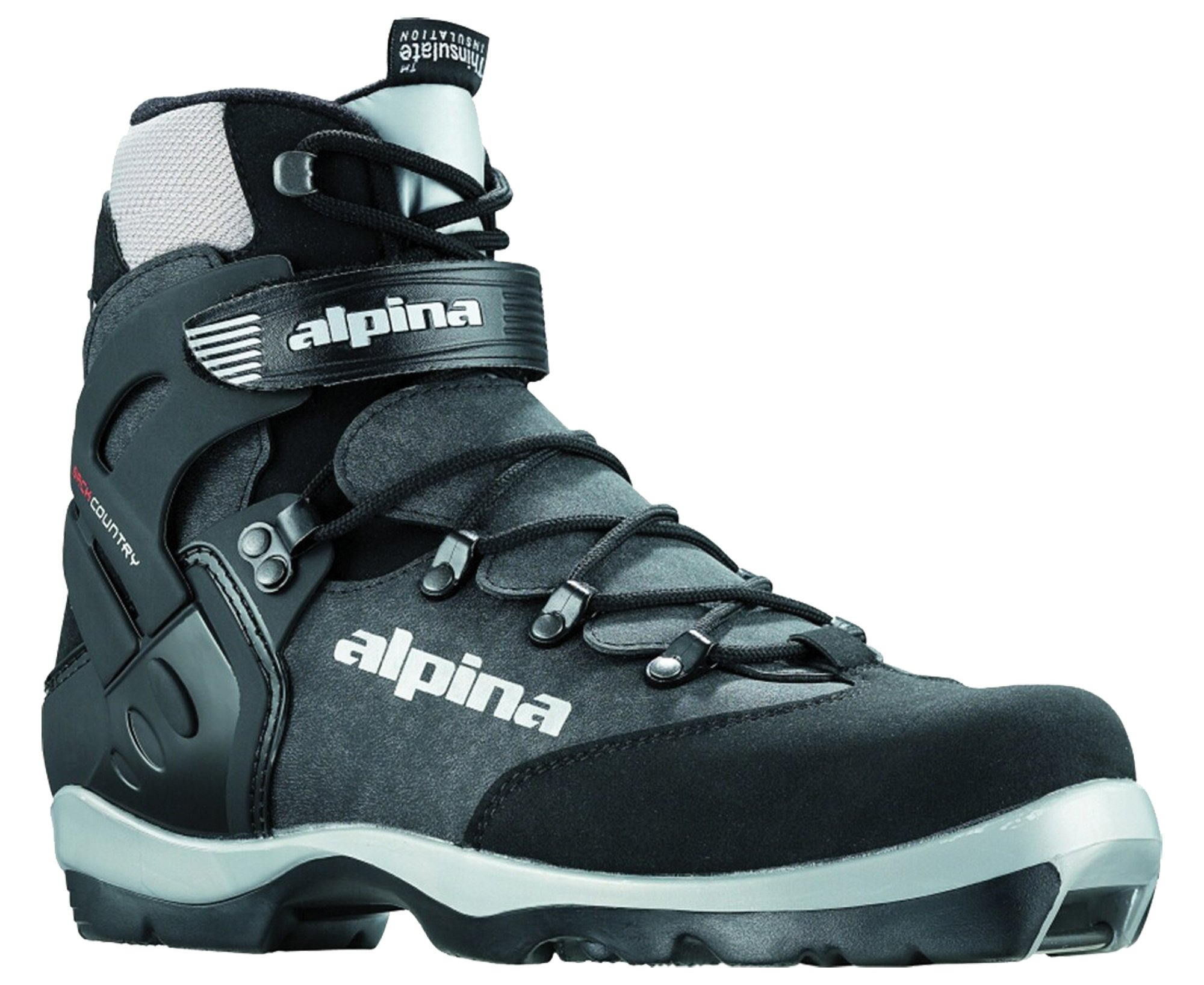 Alpina BC 1550 Back Country Nordic Cross Country Ski Boots for NNN BC bindings