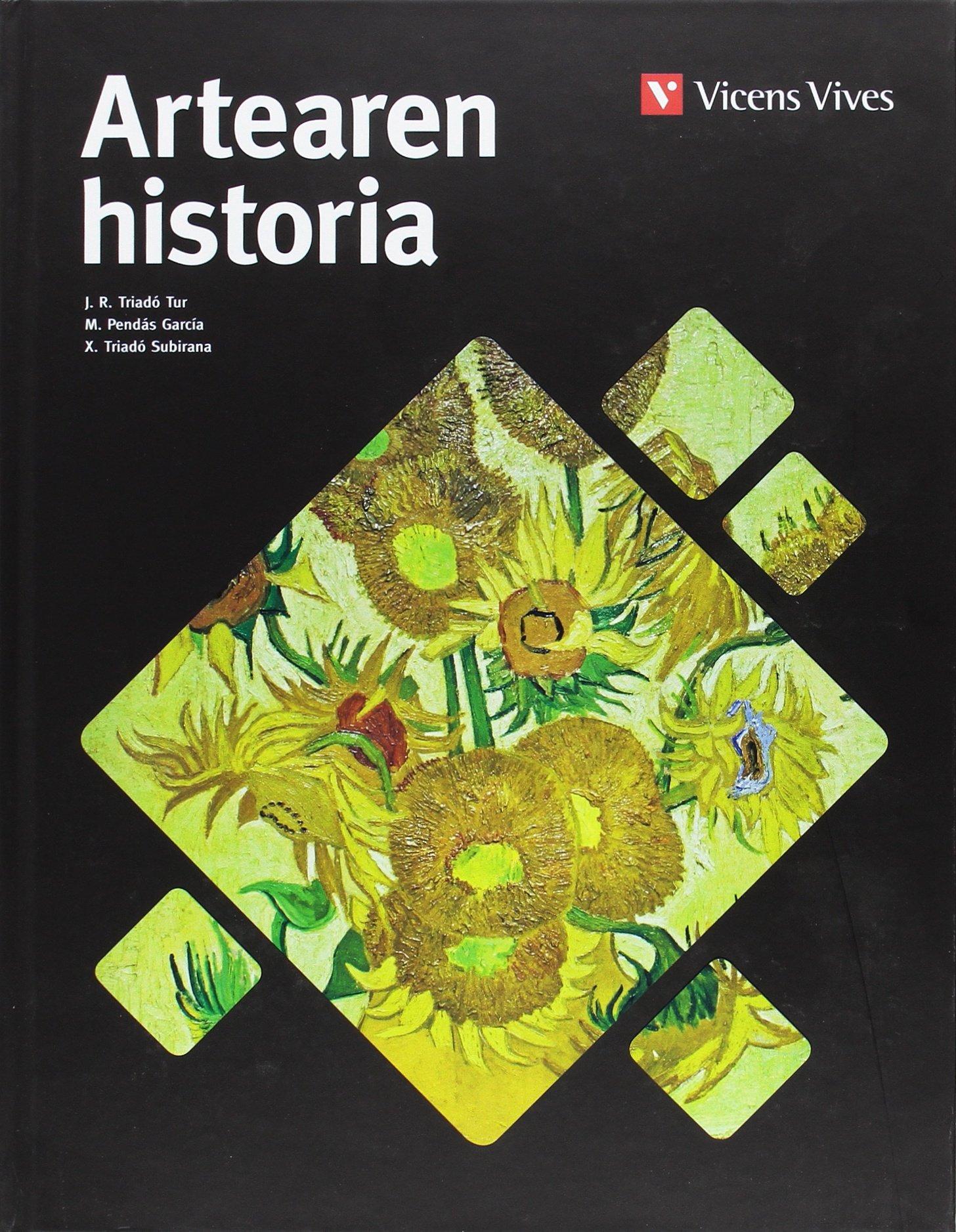 ARTEAREN HISTORIA BATXILERGOA : 000001 - 9788468238524: Amazon.es ...