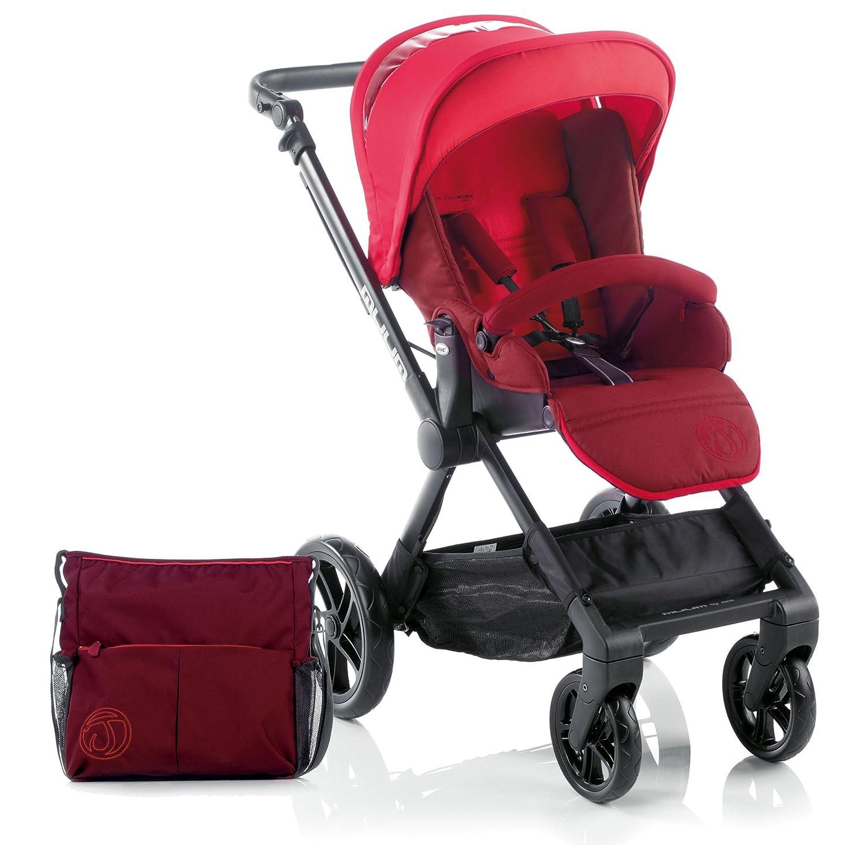 Jane Muum Bolso para carrito (Crimson): Amazon.es: Bebé