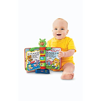 Fisher-Price Laugh & Learn Storybook Rhymes: Toys & Games