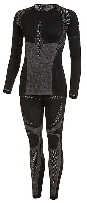 Medico - Ropa para deportistas profesionales, conjunto para hombre y mujer sin costuras (camiseta