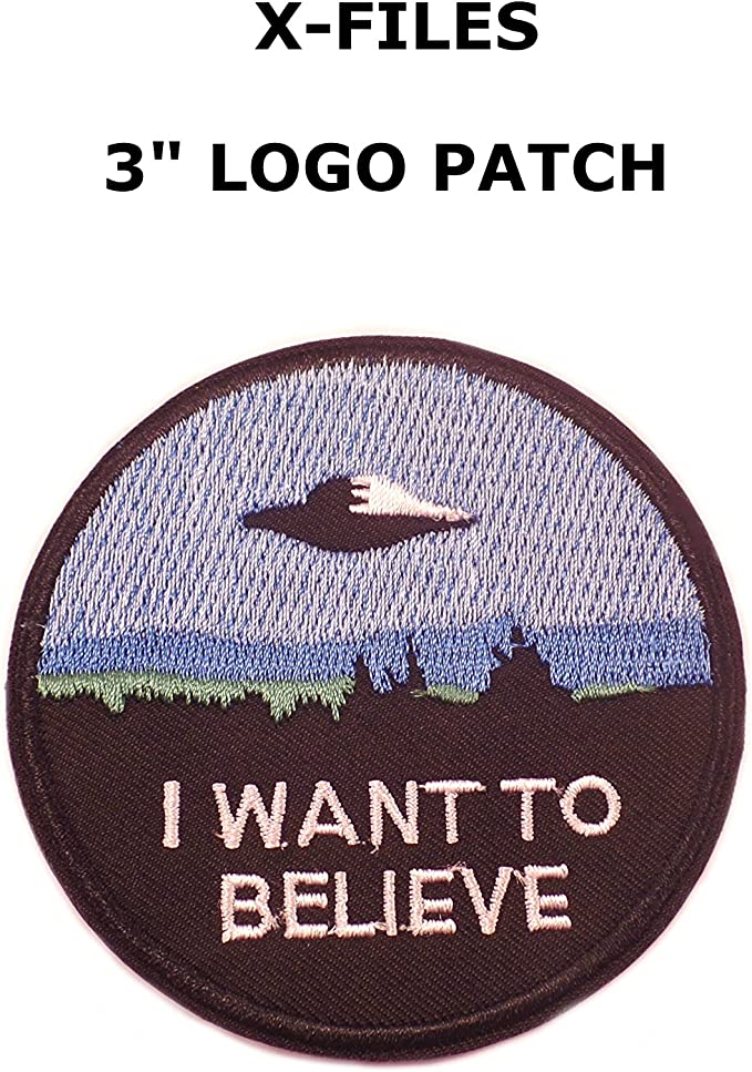 Sew On Fancy Dress Large Jurassic Park Embroidered Logo Patch Badge Iron On