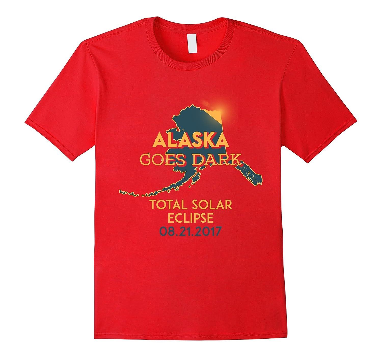 Alaska Goes Dark ToTal Solar Eclipse 2017-Art