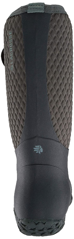 Gray//Balsam Green 11 Regular US Lacrosse Womens Alpha Lite 14 Mid Calf Boot