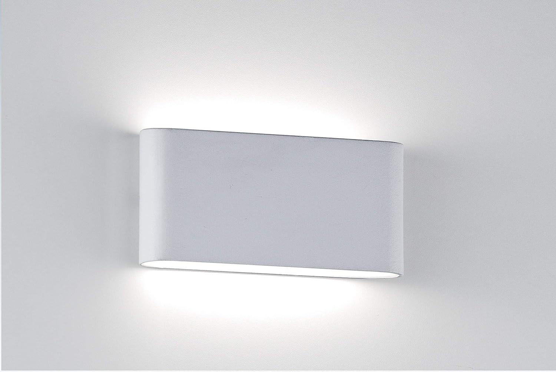 Applique da balcone terrazzo lampada a parete per esterno metallo