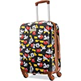 American Tourister Disney Hardside Luggage with Spinner Wheels, Mickey Mouse Classic, Carry-On 21-Inch