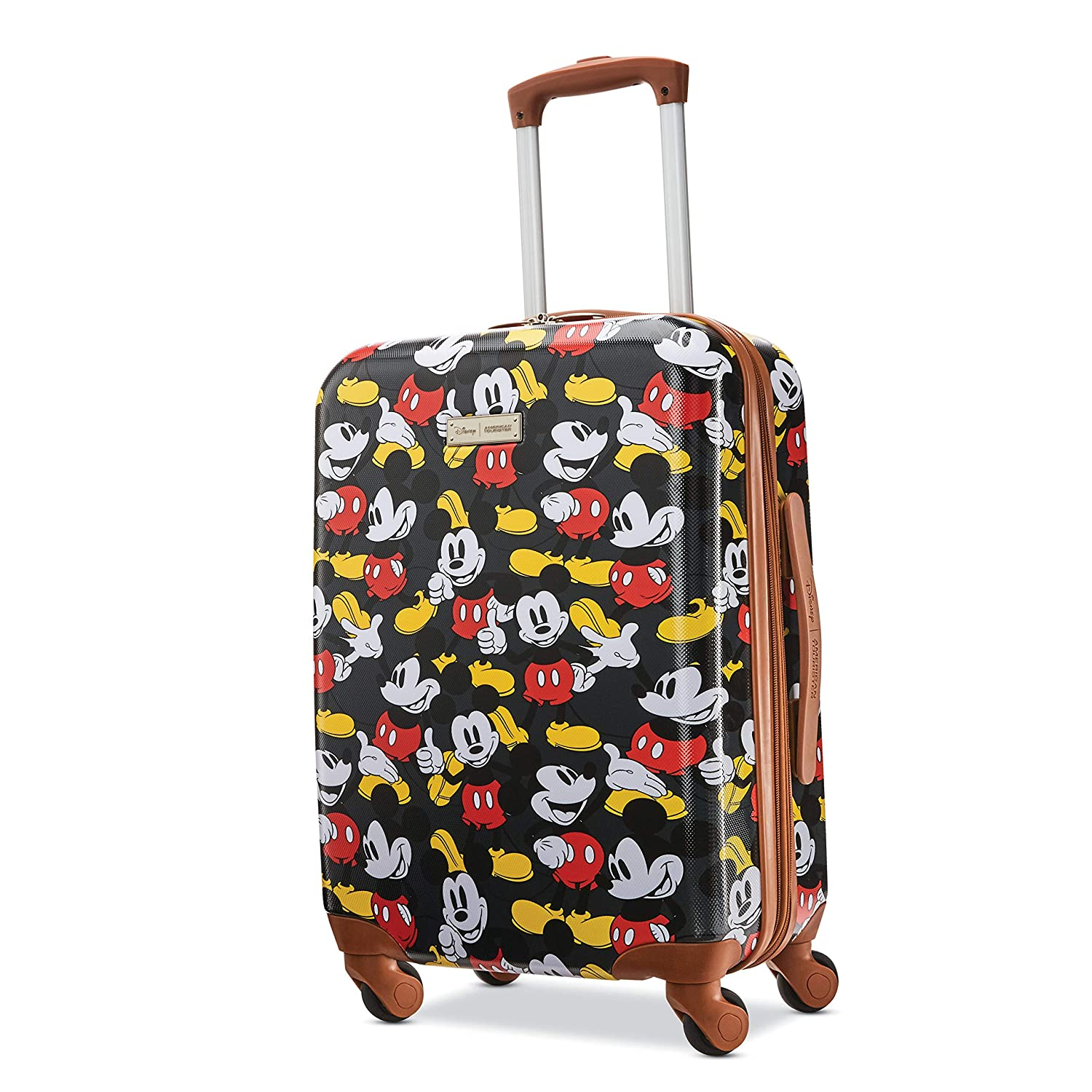 Image of American Tourister Carry-on, Mickey Mouse Classic Luggage