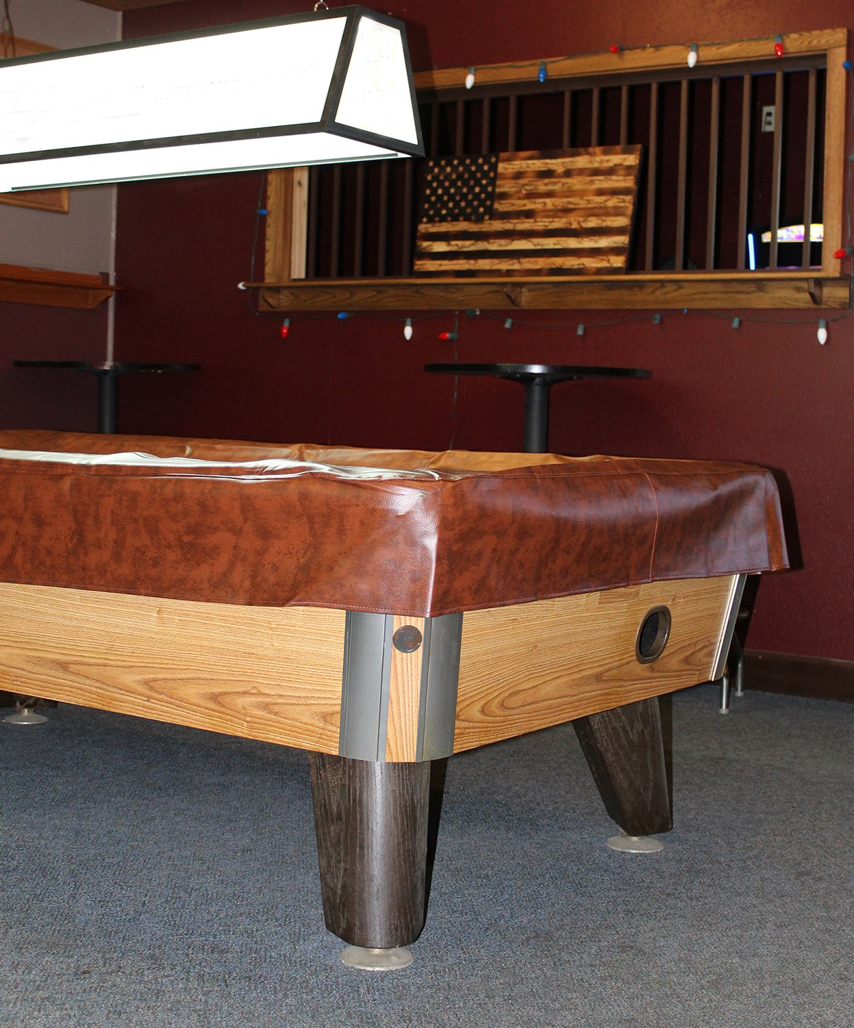 Pool Table Cover 8 Foot X 4 Foot (2x1m) Game ...