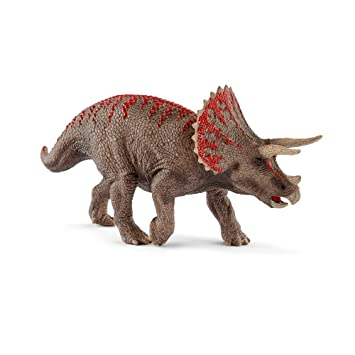 schleich 15000 triceratops amazon co uk toys games