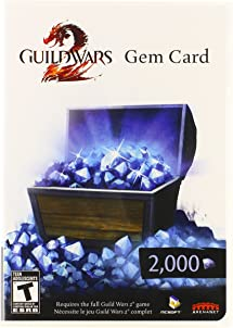Guild Wars 2 Gem Card - PC: Video Games - Amazon com