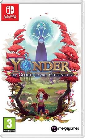 Yonder: The Cloud Catcher Chronicles: Amazon.es: Videojuegos