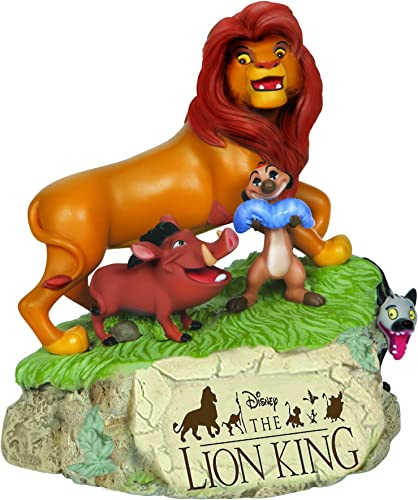 Precious Moments, Disney Showcase Collection, Lion King, Resin Music Box, 144706