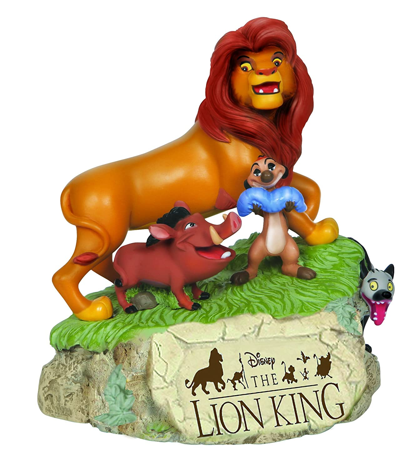 Precious Moments Disney Lion King Musical Figur