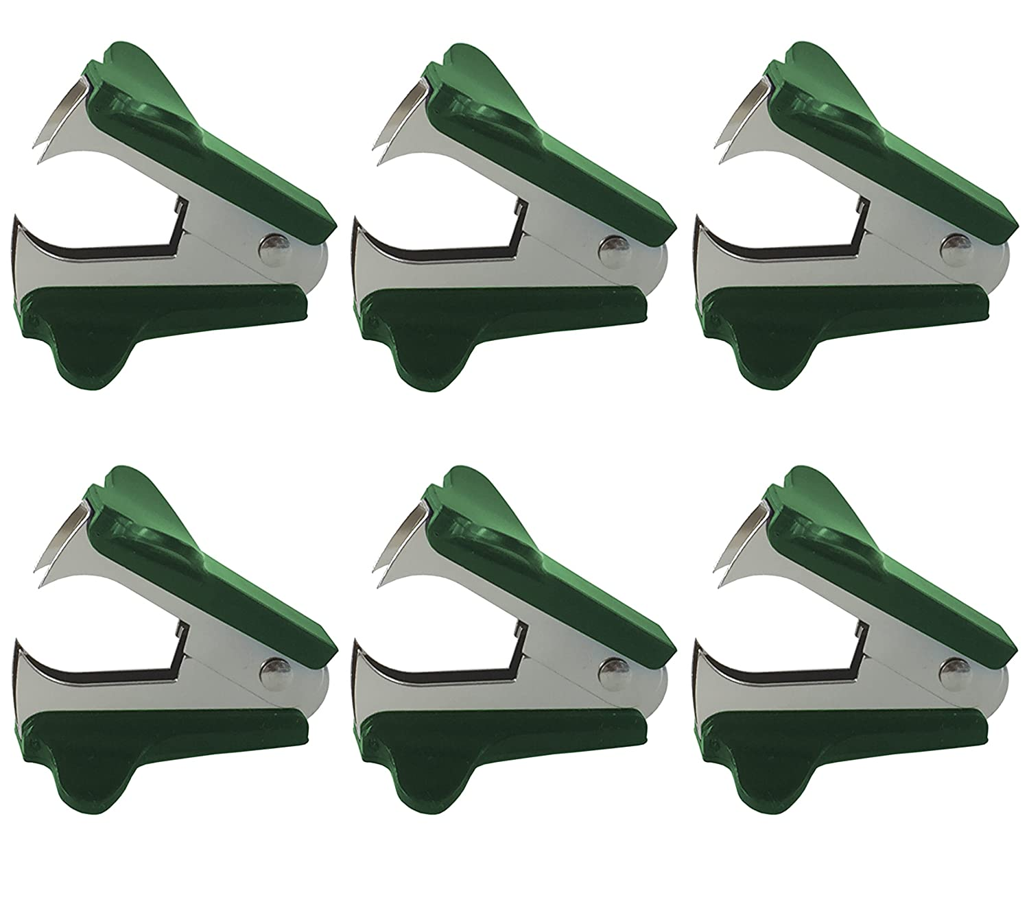 Clipco Staple Remover (6-Pack) (Gray) Trade Quest Global Corp