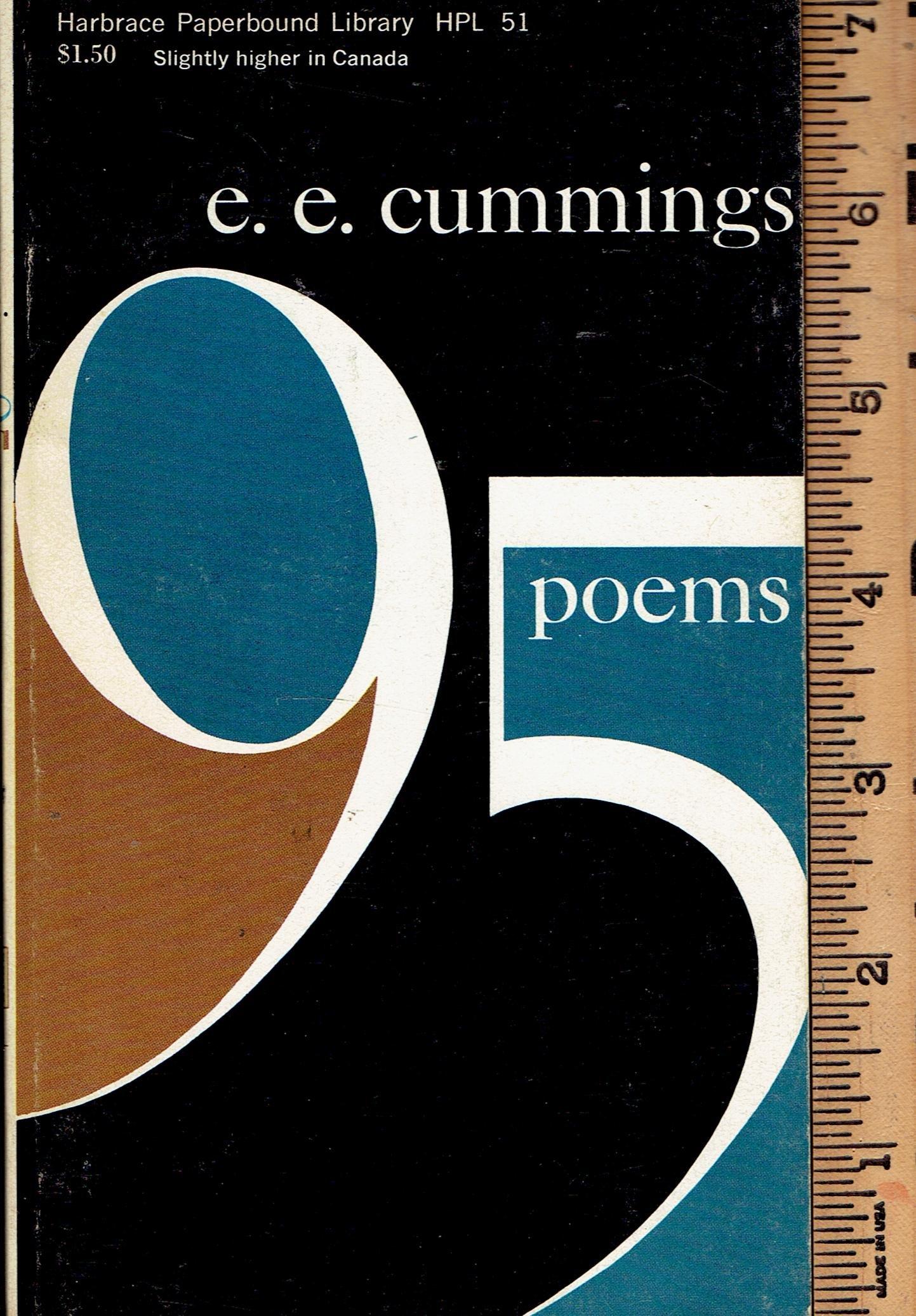 95 Poems By Ee Cummings