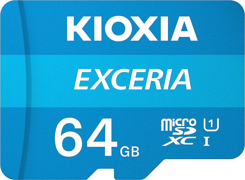 Kioxia Exceria U1 Class 10 Microsd Lmex1l064gg2 Computer Zubehör