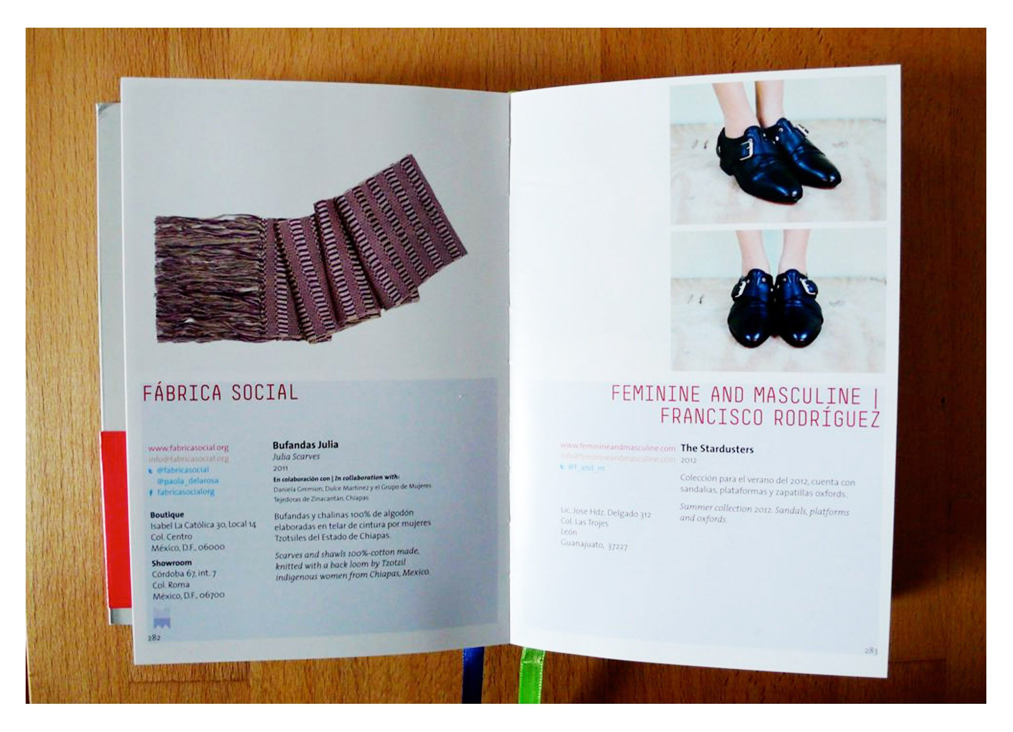 Directory of Mexican Design 2012: Kerstin Scheuch: 9786079585006: Amazon.com: Books