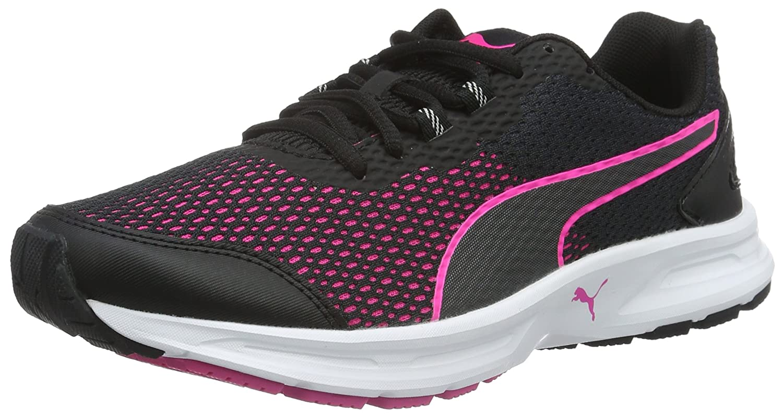 Puma Descendantv4wnsf6, Zapatillas de Running para Mujer Negro (Black/Pink 02) 37.5 EU (4.5 UK) 189057